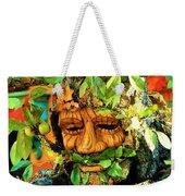 Greenman Weekender Tote Bag