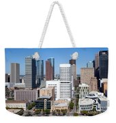 Greenstreet Houston Weekender Tote Bag