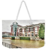 Greenville River Front Weekender Tote Bag