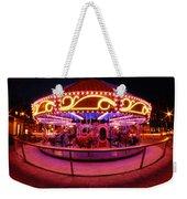 Greenway Carousel - Boston Weekender Tote Bag