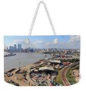 Greenwich London Weekender Tote Bag