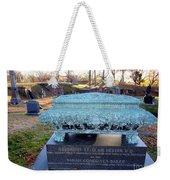 Greenwood Beauty Weekender Tote Bag