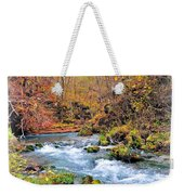 Greer Spring In Fall Weekender Tote Bag