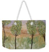 Greetings From The Trees Weekender Tote Bag