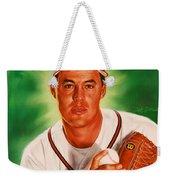 Greg Maddux Weekender Tote Bag