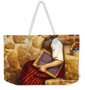 Gretel Brothers Grimm Weekender Tote Bag