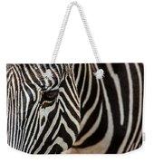 Grevy's Zebra 4 Weekender Tote Bag