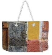 Grey Madder Weekender Tote Bag