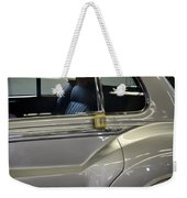 Grey Poupon And Rolls Royce Weekender Tote Bag