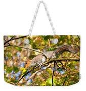 Grey Squirrel - Impressions Weekender Tote Bag