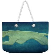 Greyhound Weekender Tote Bag