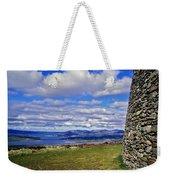 Grianan Of Aileach View Weekender Tote Bag