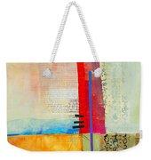 Grid 3 Weekender Tote Bag