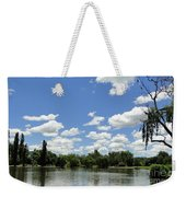 Griffin Lake Weekender Tote Bag
