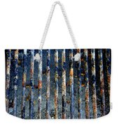Grill Abstract Weekender Tote Bag