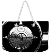Grill Bullet 1949 Ford Custom V-8 Weekender Tote Bag