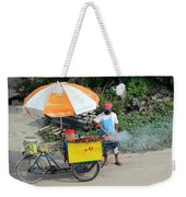 Grill-to-go Weekender Tote Bag