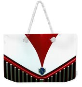 Grille And Logo Weekender Tote Bag