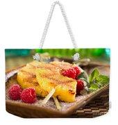 Grilled Pineapple  Weekender Tote Bag