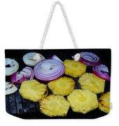 Grilled Veggies #1 Crop 2 Weekender Tote Bag