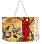 Gris-gris On Your Doorstep Weekender Tote Bag