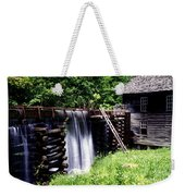 Grist Mill And Water Trough Weekender Tote Bag