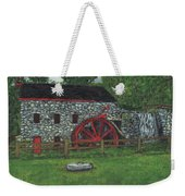 Grist Mill At Wayside Inn Weekender Tote Bag