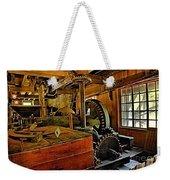 Grist Mill Gears Weekender Tote Bag