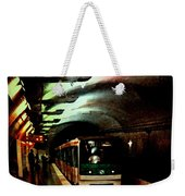 Gritty Weekender Tote Bag