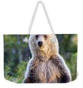 Griz Weekender Tote Bag