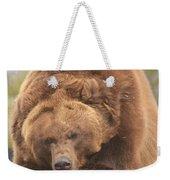 Grizly Lunch Weekender Tote Bag