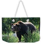 Grizzly-7756 Weekender Tote Bag