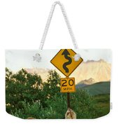 Grizzly Cubs Weekender Tote Bag