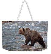 Grizzly River Weekender Tote Bag
