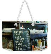 Groceries In General Store Weekender Tote Bag