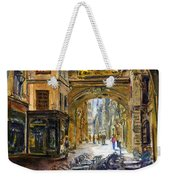 Gros Horlaoge Rouen France Weekender Tote Bag
