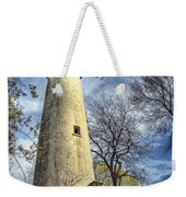 Grosse Point Lighthouse Color Weekender Tote Bag