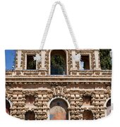 Grotesque Gallery In Real Alcazar Of Seville Weekender Tote Bag
