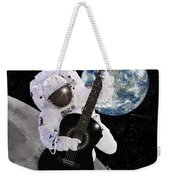 Ground Control To Major Tom Weekender Tote Bag