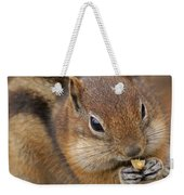 Ground Squirrel Weekender Tote Bag