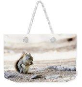 Ground Squirrel Weekender Tote Bag