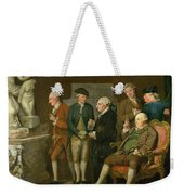 Group Of Connoisseurs Weekender Tote Bag
