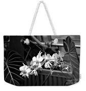 Group Of Flowers Weekender Tote Bag