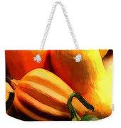 Group Of Gourds Weekender Tote Bag