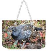 Grouse Weekender Tote Bag