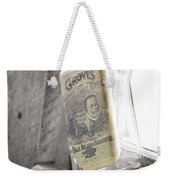 Grove's Tonic Weekender Tote Bag