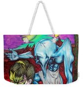 Growing Evils Weekender Tote Bag