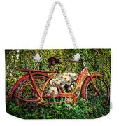Growing In The Garden Weekender Tote Bag