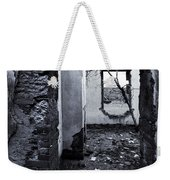 Growing Out Of Ruin Weekender Tote Bag by Mike  Dawson