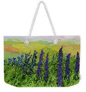 Growing Tall Weekender Tote Bag